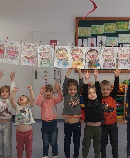 Dzień Dentysty u najmłodszych Przedszkolaków