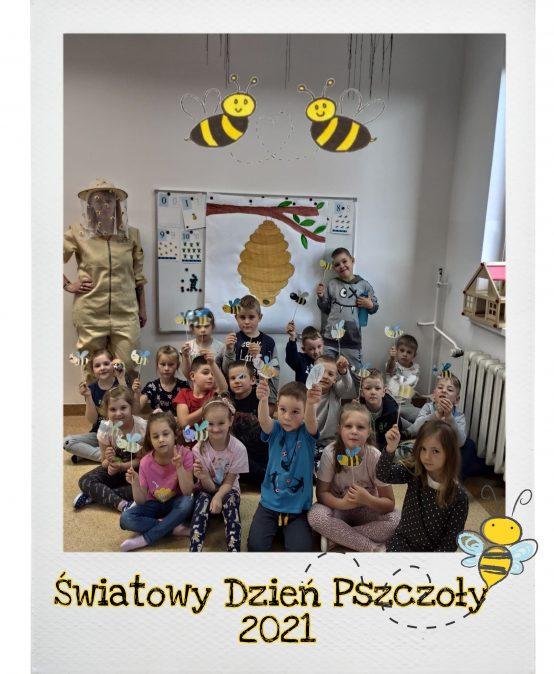 Światowy Dzień Pszczół w naszym przedszkolu